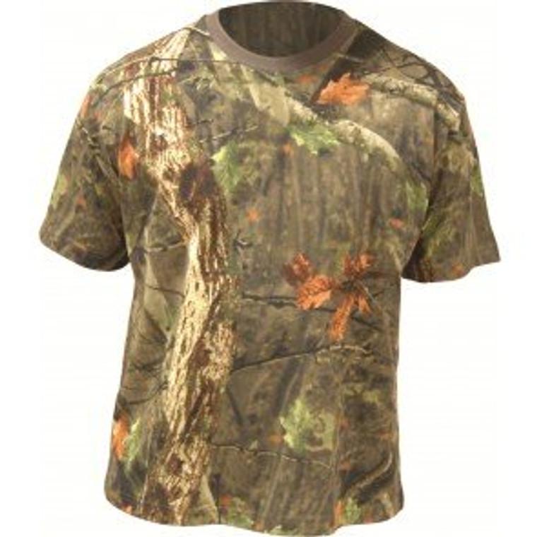 Tree Deep Short Sleeved Camo T-Shirt