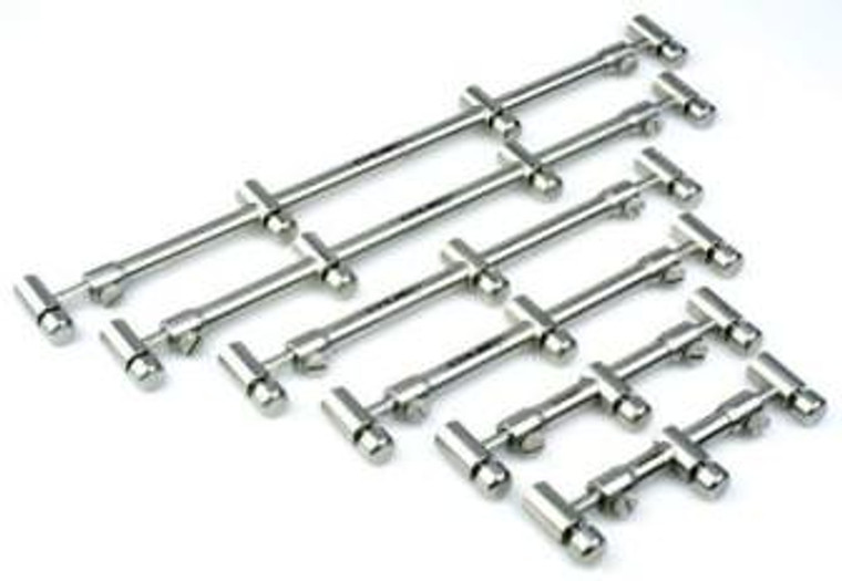 Chub Stainless Precision Adjustable Buzz Bars