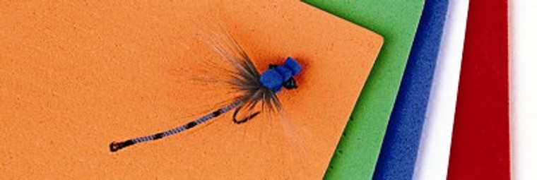Closed Cell Foam Sheet Fly Tying Material