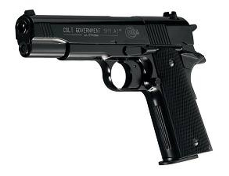 Colt 1911 Black CO2 Pistol