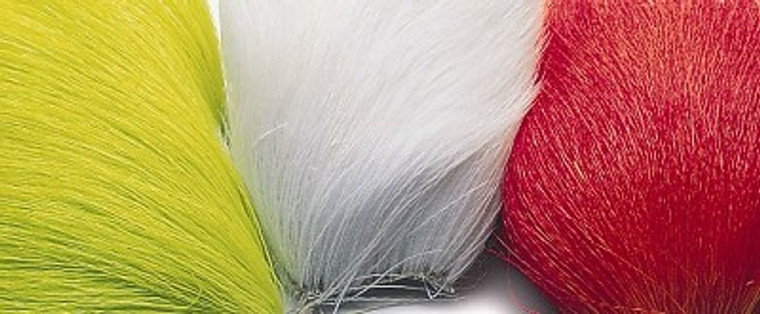 Deer Belly Hair Fly Tying Material