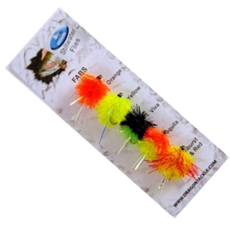 Grando Tackle FABS Trout Fly Selection