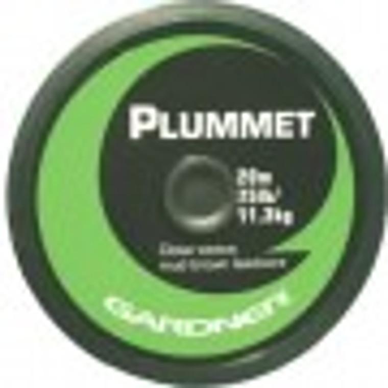 Gardner Plummet Lead core