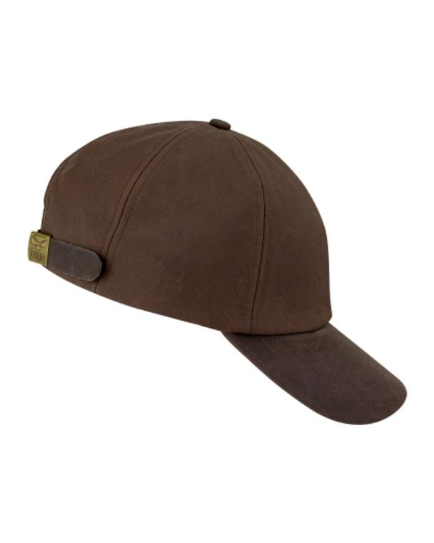 Hoggs Waxed Baseball Cap