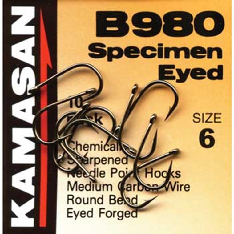 Kamasan Specimen Hooks - B980