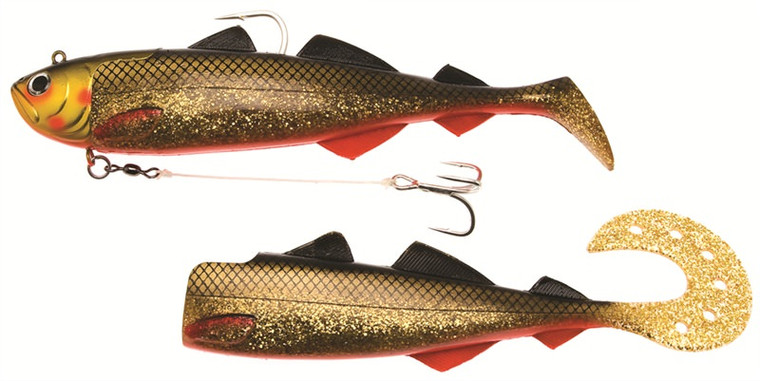 Kinetic Magic Minnow WE Crazy Daisy Fancy Cola Cacao 400g Extra Pack  - keen's Tackle and Guns