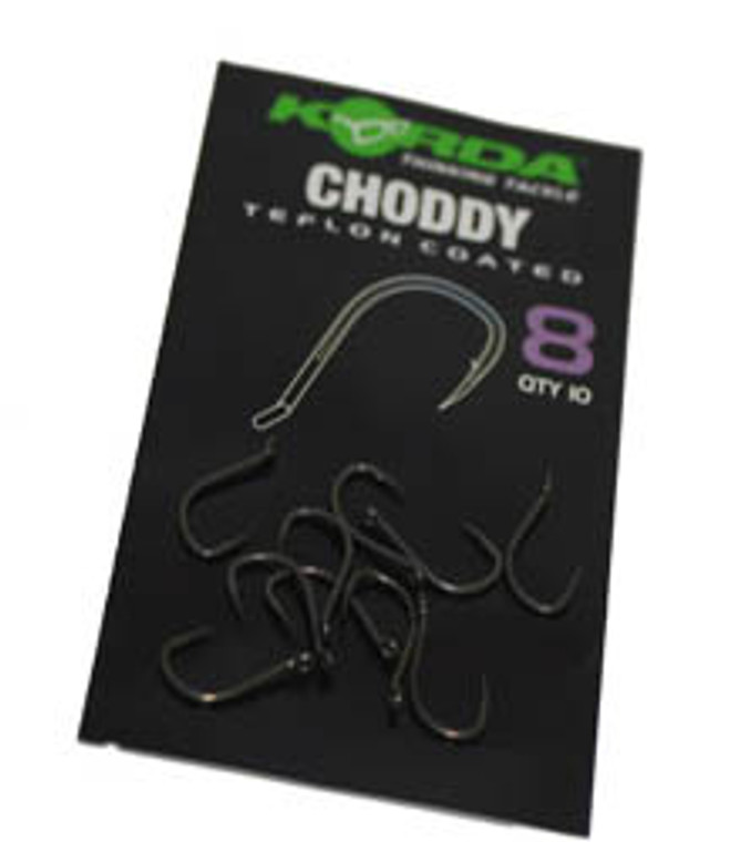 Korda Choddy Carp Hook Barbed
