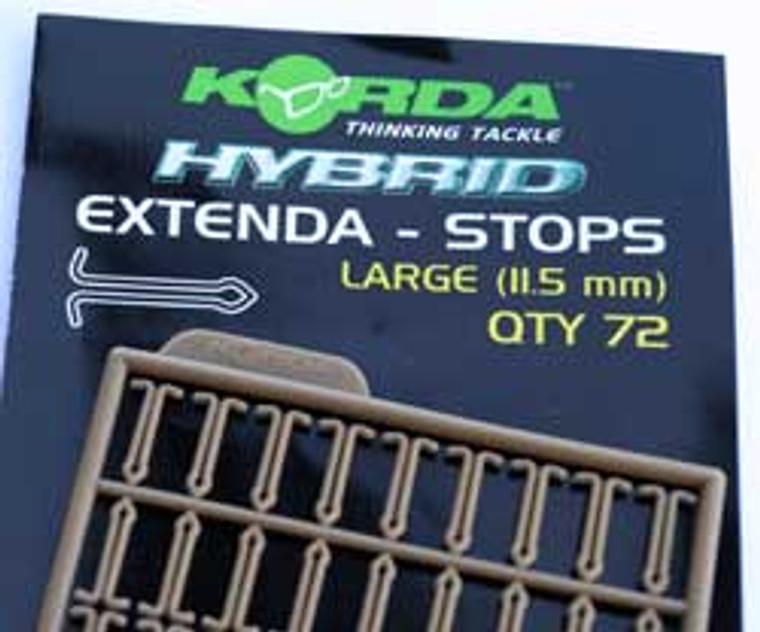 Korda Extenda Stops Rig Components