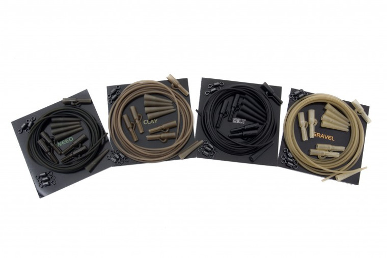 Korda Lead Clip Action Pack- pack of 5 Rig Components