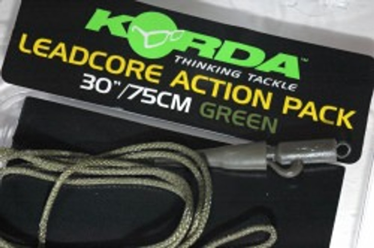 Korda Lead Core Action Pack