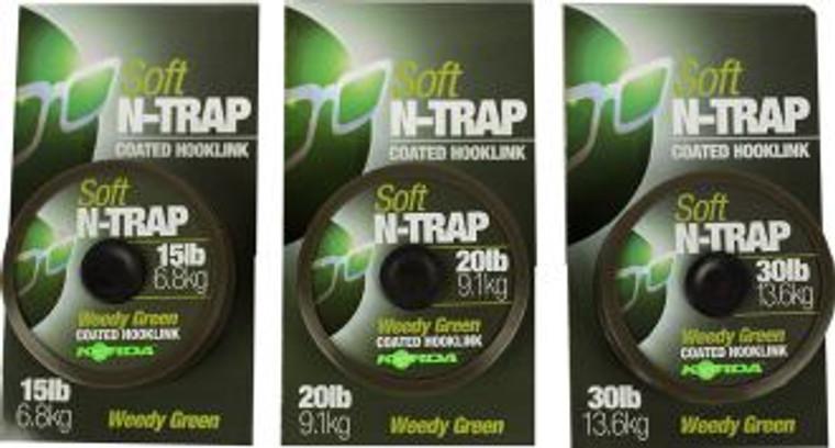Korda N Trap Soft Carp Hooklink