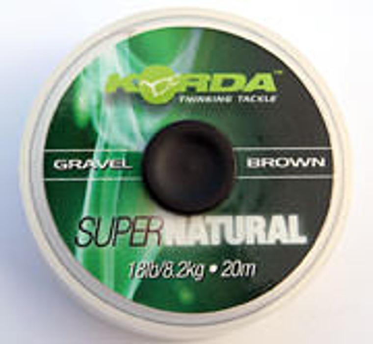 Korda Supernatural Braided Hooklink Carp Fishing Braid