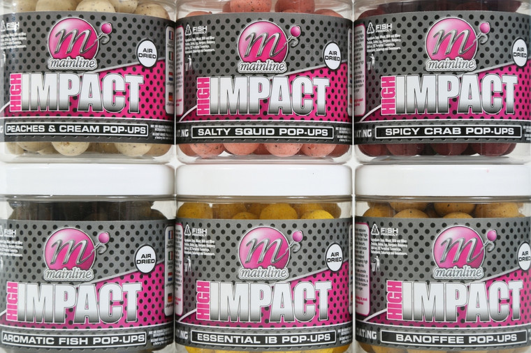 Mainline Impact Pop Ups 15mm