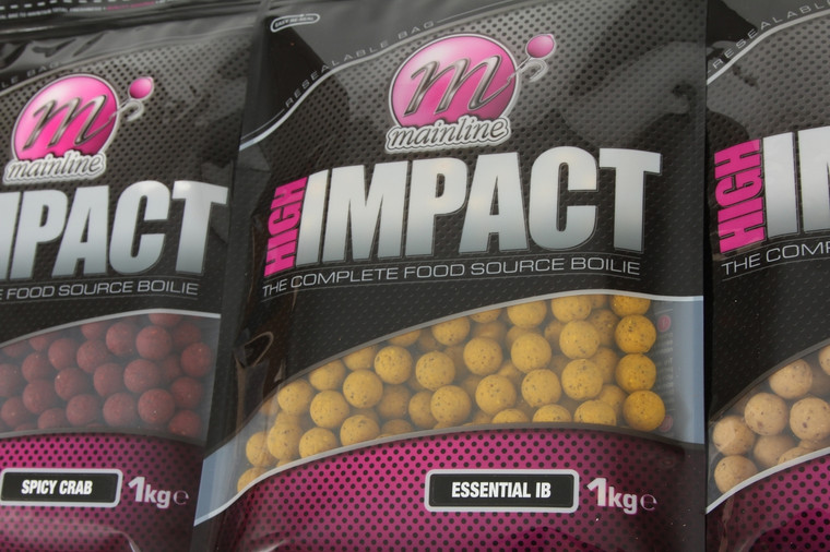 Mainline Impact Shelf Life Boilies