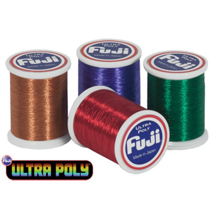 Fuji Ultra Poly Metallic Rod Building Thread