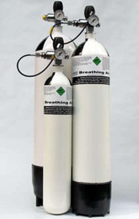 Midland Diving Airgun Bottles