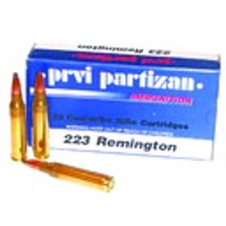 Prvi Partizan Soft Point Ammunition