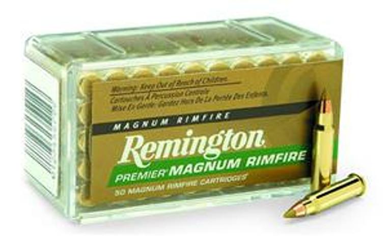 Remington .17HMR Ballistic Tip Ammunition