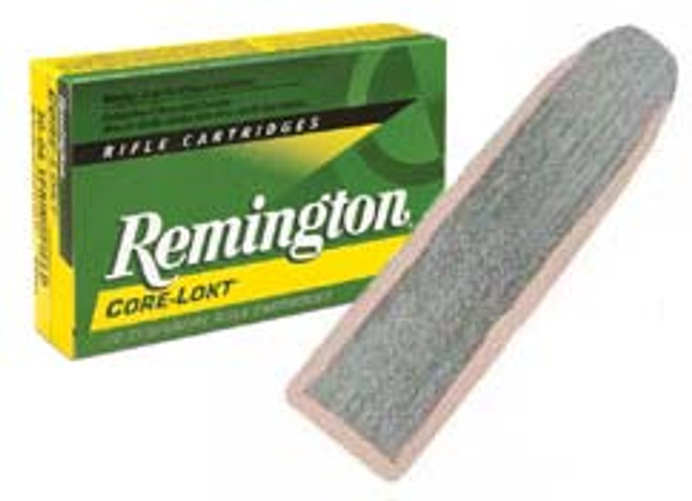 Remington Core-Lokt Soft Point Centrefire Ammunition
