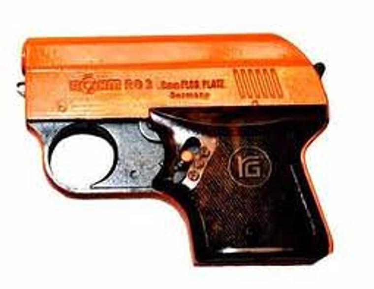 ROHM RG3 .22 Orange Blank Firing Starting Pistol
