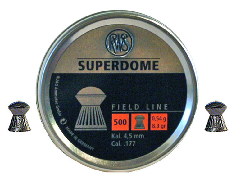 RWS SuperDome Dome Pellets
