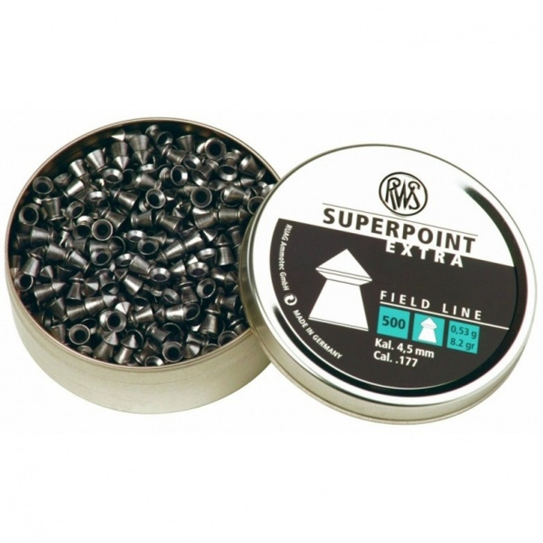 RWS SuperPoint pointed Pellets
