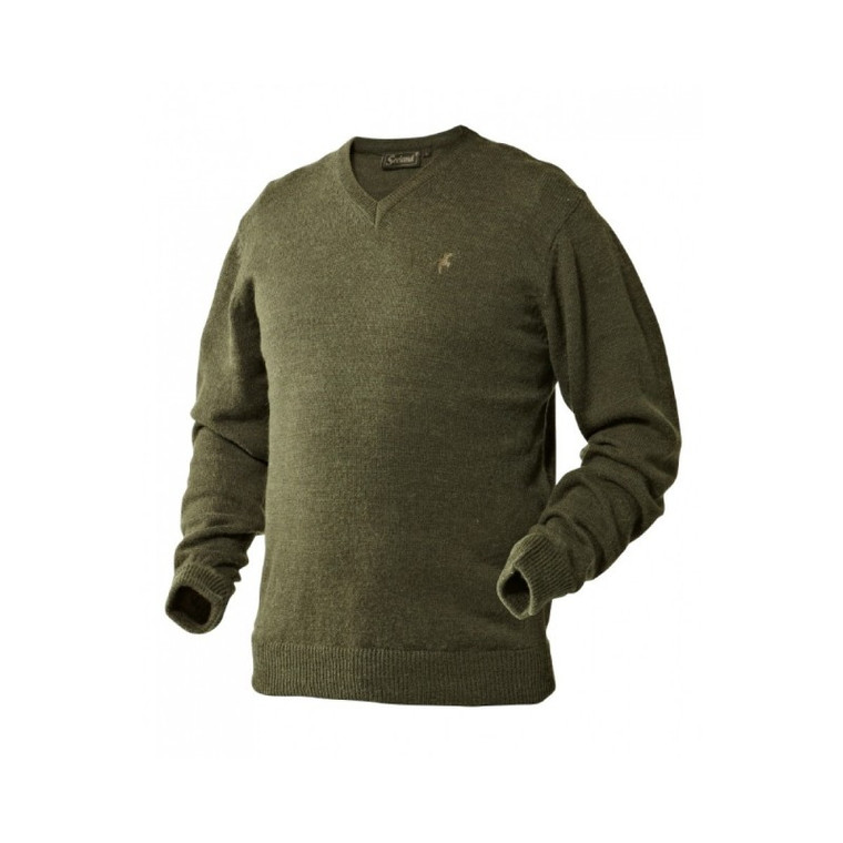 Seeland Essex Jersey Shaded Olive (Reduced to clear)