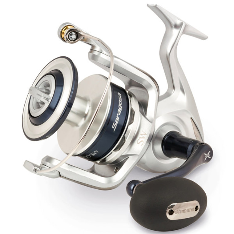 Shimano Saragosa 6000SW Heavy Duty Fixed Spool Reel