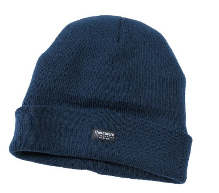 Thinsulate Microfibre Hat - Blue