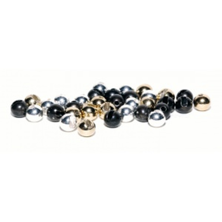 Tungsten Fly Tying Beads Slotted