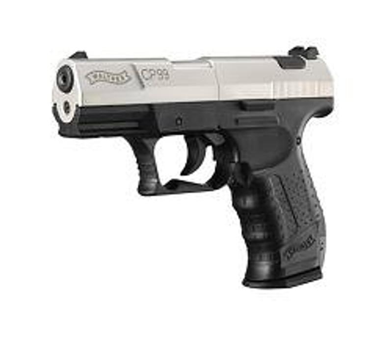 Walther CP99 Nickel C02 Pistol