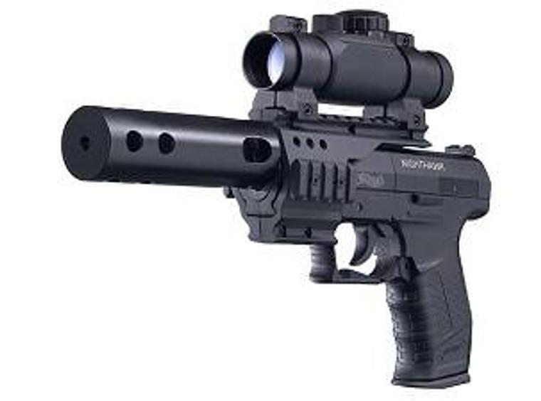 Walther CP99 Nighthawk CO2 Pistol