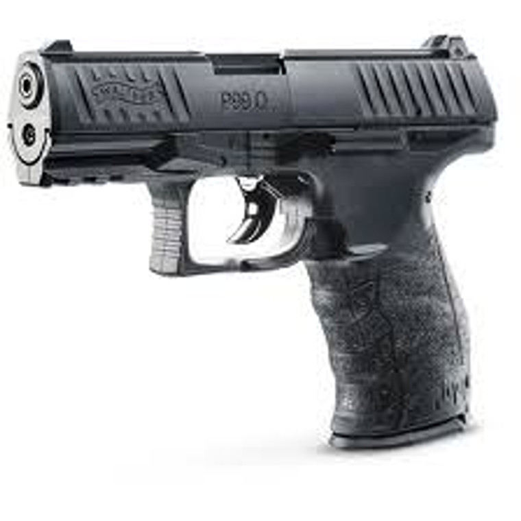 Walther PPQ CO2 Black Pistol