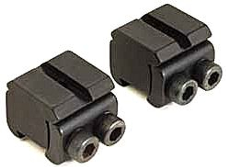 Weaver Adapter Blocks 9.5mm - Weaver/picatinny Rail
