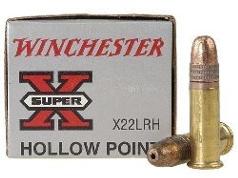 Winchester Super X .22 Sub Sonic Hollow Point Ammunition