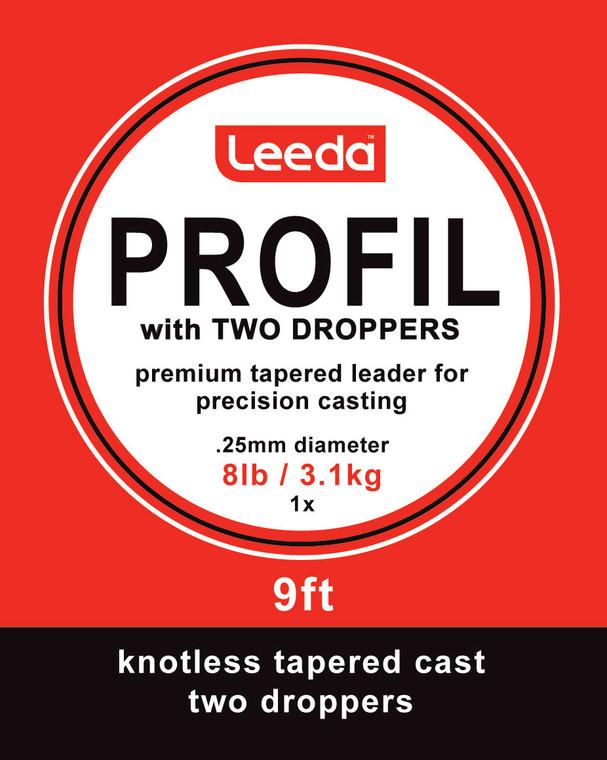Leeda Profil Cast with 2 Droppers