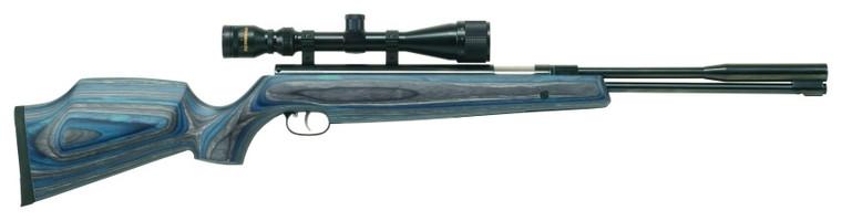 Weihrauch HW 97 Blue Laminated Air Rifle