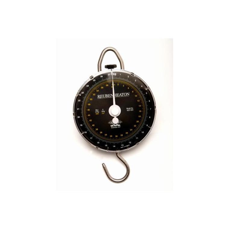 Reuben Heaton Standard Angling Scale 60lb