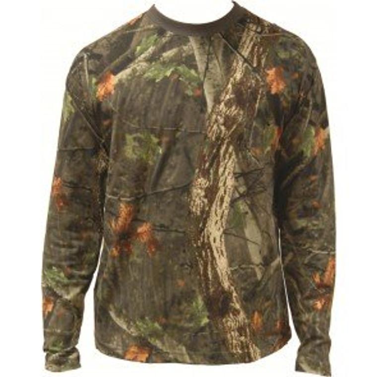 Tree Deep Camo Long Sleeved T-Shirt