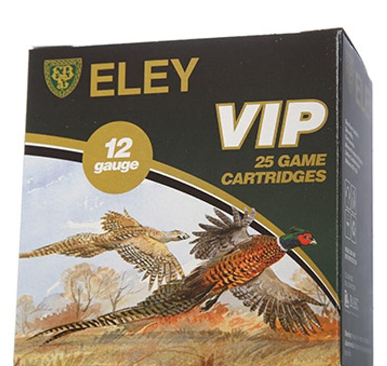 Eley Vip Game 32 gram Fibre 2.5 inch