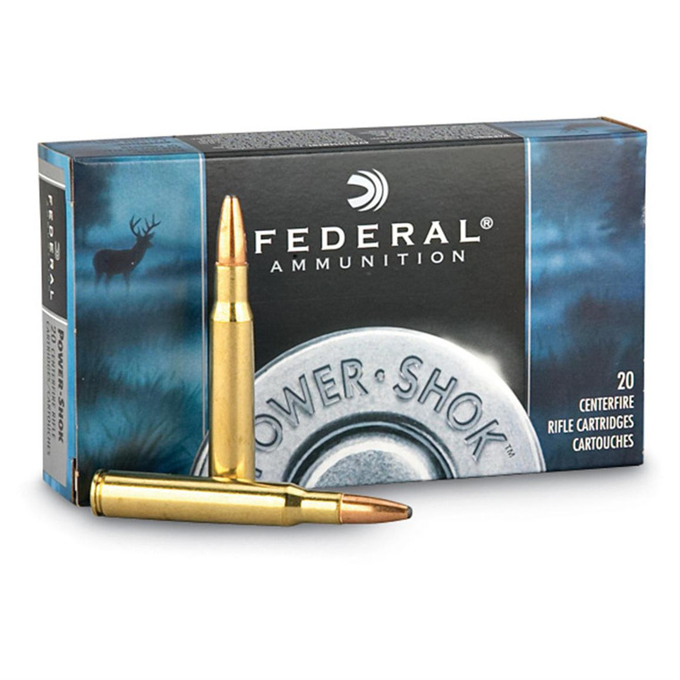 Federal Power Shok Ammunition
