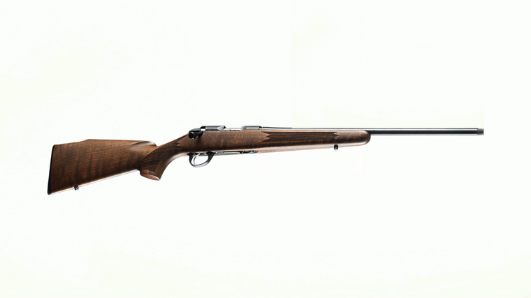 Sako Quad Wood .17HMR Rifle