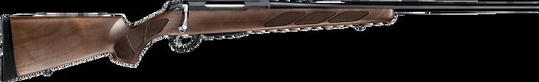 Tikka T3 Hunter Wood Blued 22inch Barrel Rifle