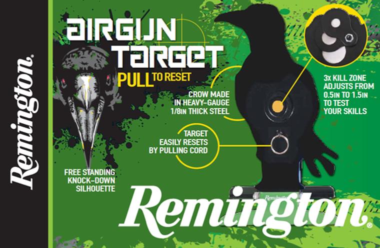 Remington Knock Down Target