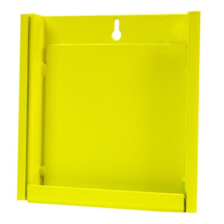 Bisley Yellow Target Holder