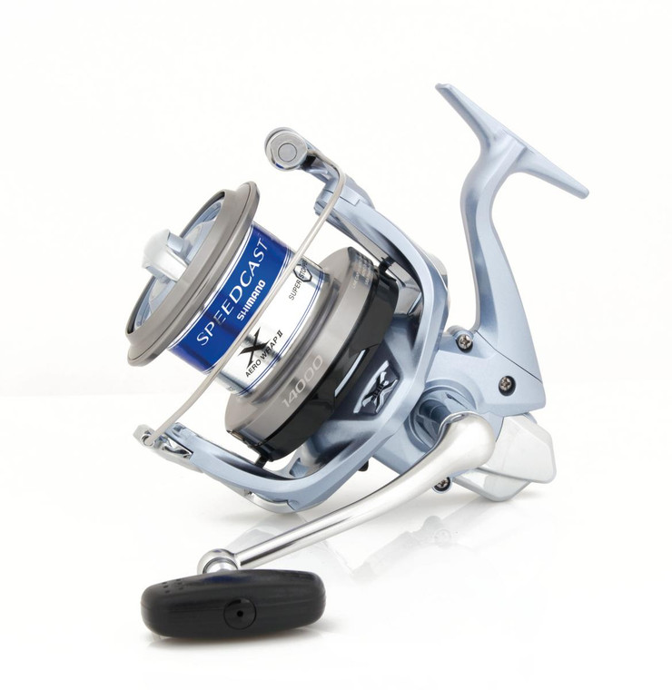 Shimano Speedcast 14000 XSB Fixed Spool Reel