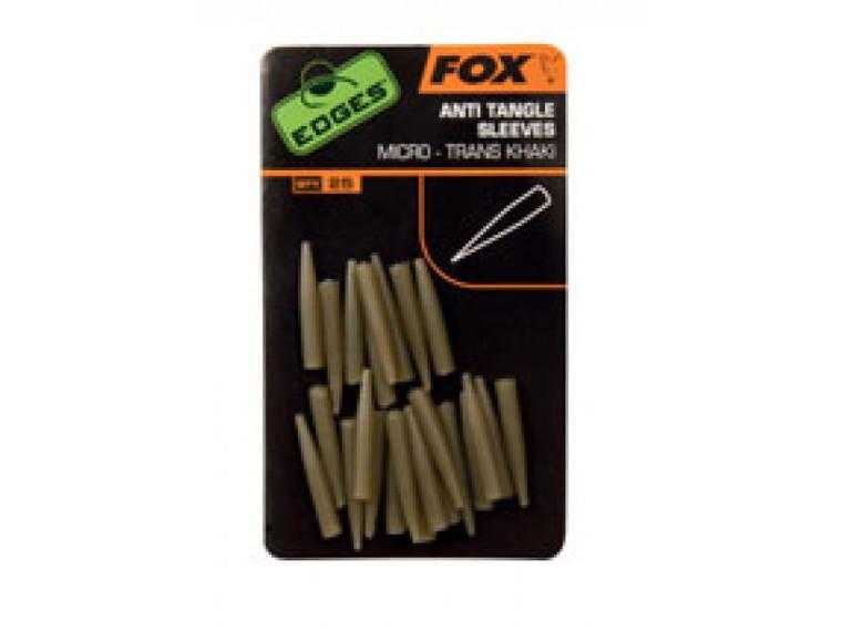 Fox Edges Anti Tangle Sleeves Micro - Keen's Tackle and Guns