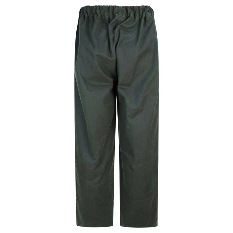Hoggs Waxed Waterproof Gents Shooting Over-Trousers