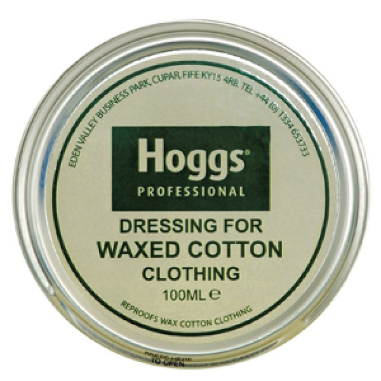 Hoggs Professional Dressing for Waxed Cotton Clothing