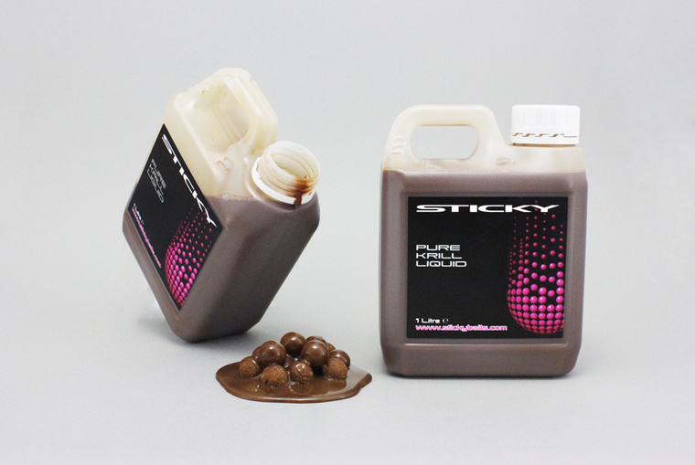 Sticky Baits Pure Krill Liquid